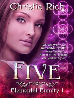 Five (Elemental Enmity) by Christie Rich