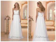 Sheath Beaded Sweetheart Ruched Bodice Simple Wedding Dresses with Beaded Belt http://www.ckdress.com/sheath-beaded-sweetheart-ruched-bodice-simple-wedding-dresses-with-beaded-belt-p-2013.html  #wedding #dresses #dress #lightindream #lightindreaming #wed #clothing #gown #weddingdresses #dressesonline #dressonline #bride