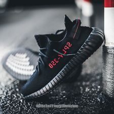 8d2a248fddc34 item 2 - 2017 ADIDAS YEEZY BOOST 350 V2 KANYE WEST BRED CORE BLACK RED NMD