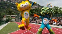 Conozca los nombres de las mascotas de los Juegos Olímpicos de 2016 en Río de Janeiro. Visite nuestra página y sea parte de nuestra conversación: http://www.namnewsnetwork.org/v3/spanish/index.php