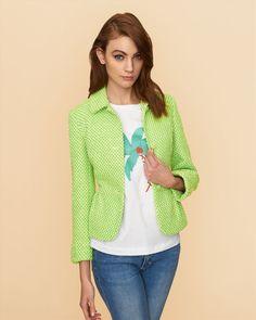 Emma Tweed Jacket £125