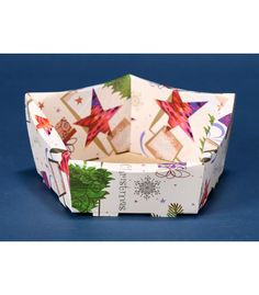 Kosz prezentowy świąteczny kmw 24 - Opakowania kartonowe, producent