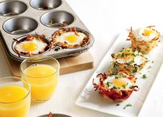 Looking for fun brunch ideas? Look no further—we have a beautiful, easy idea for colorful handheld eggy entrees. All you need is a muffin pan and a little less than an hour to make it happen. Check...