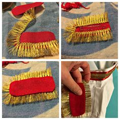 No Sew Prince Charming Costume DIY Tutorial
