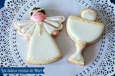 Sweet recipes Mari: DECORATED COOKIES