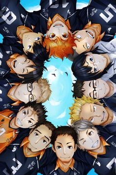 Haikyuu!! (Various x Reader)