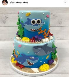 85 Best Baby Shark Party Images In 2019 Baby Shark Doo Doo Fun