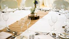 Weddings at The Lakeside Hotel Killaloe, co. The wedding guests table set-up in our beautiful ballroom. Lakeside Hotel, Wedding Guest Table, Clare Ireland, Table Set Up, Wedding Gallery, Table Settings, Weddings, Table Decorations, Beautiful