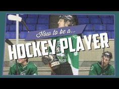 ▶ How To Be A Hockey Player - YouTube
