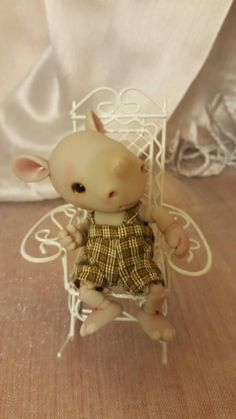 Anime Dolls, Bjd Dolls, Ball Jointed Dolls, Cute Dolls, Plushies, Handicraft, Polymer Clay, Arts And Crafts, Toy