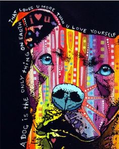 THE UNEXPECTED PIT BULL is a not-for-profit organization. We create, market, and sell merchandise celebrating pit bull dogs, then donate of our net profits to similarly committed charities across North America. Pit Bull Love, Wall Art Quotes, Quote Wall, Dog Life, Puppy Love, Fur Babies, Dog Lovers, Pitbulls, Cute Animals