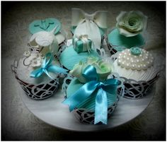 Wedding Cupcake PasticceriaDece ViaCalefati 93 Bari