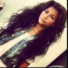 Zendaya-- Can't even lie, I love this girl