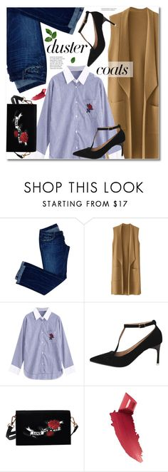 """Long Layers: Duster Coats"" by fshionme ❤ liked on Polyvore featuring Dsquared2, By Terry and DusterCoats"