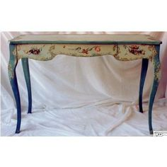 Venetian Writing Desk from Pieces