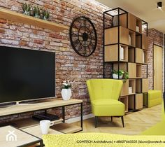 Loft, Houses, Living Room, Lofts, Attic Rooms, Attic, Mezzanine