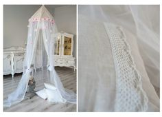 Hanging Tent Canopy Children Decor Kidsroom Kids Decoration Bedroom Kids Room Kids & Pin by Egle Nikolajeva on Canopy hanging tent children #Baldachin ...