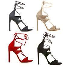 A variety of options, Stuart Weitzman #Sandal #ss16 #streetstyle