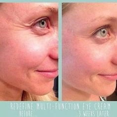 I scream you scream we all scream for Eye Cream!!!  An eye cream that actually works!!! I love my multifunction eye cream! It lasts for months and is one of my personal R+F favorites!!! Message me to get started!