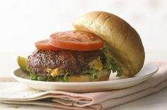 Inside-Out Bacon Cheeseburgers recipe