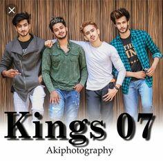 New Lastest Famous Musicallys Tiktok Stars India 720 X 720 Photo Poses For Boy, Boy Poses, Musically Star, Instagram King, Chocolate Boys, Social Media Stars, Team 7, My Fb, Live Tv