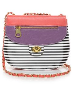 pink, purple, stripes