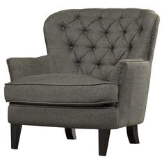 Three Posts Landisburg Tufted Club Chair