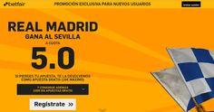 el forero jrvm y todos los bonos de deportes: betfair Real Madrid gana Sevilla super cuota 5 Lig...
