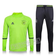 Germany National Team Green Tracksuit 1a28f089b