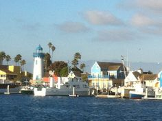 Marina Del Rey, California. Rent a bike at Venice beach and have a great day