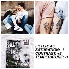 #filtrsA6 free filter❕this filter is really cool and it's really cool for a feed too, it also works on all pics — this is free but you have to download it from the vsco store — get all the paid filters for free with the link in my bio!!