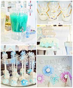 Frozen Birthday Party via Kara's Party Ideas KarasPartyIdeas.com Party supplies, cake, tutorials, printables, giveaways and more! #frozen #frozenparty #winterwonderlandparty #frozenpartyideas #karaspartyideas #partyplanning #partydesign (3)