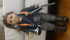 American Girl Doll Costume Outfit. Custom with by CoolTailzAndMore, $69.00