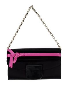 GIUSEPPE ZANOTTI Handbag. #giuseppezanotti #bags #hand bags