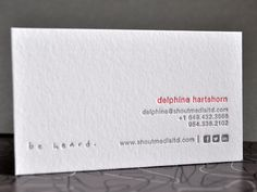 Reverse of zebra card printed on double thick lettra by highway luxury letterpress business card on double weight lettra printed by highway press jacksonville florida reheart Choice Image
