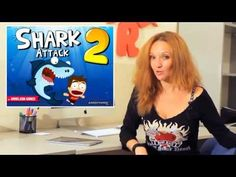 Best apps video reviews: Hungry Shark 2