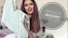 Prendas de Aniversário + Try ON - YouTube