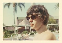 Mick Jagger, Shades Two, Clearwater, FL, 1965