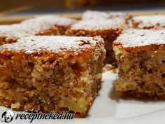 Banana Bread, Sweets, Cookies, Cake, Recipes, Dios, Crack Crackers, Gummi Candy, Candy
