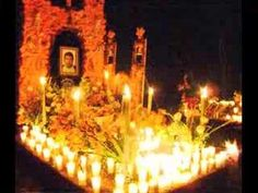▶ Dia de los Muertos in Tzintzuntzan - YouTube