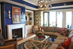 2013 DC Design House // The Lounge: Savant Interior Design  Photo: Christina Han, Proper Hunt LLC