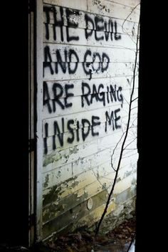 Brand New // The Devil and God Are Raging Inside Me