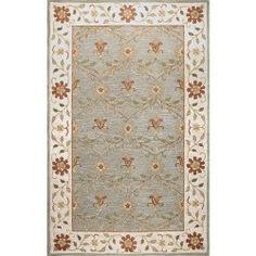 Do not miss  Venezia Adhar Light Green Rug