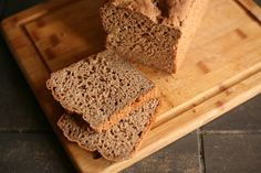 Teff Sandwich Bread Recipe by Gluten-free Gourmand