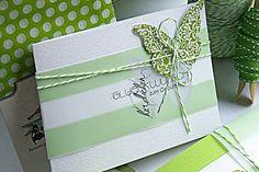 white / apple green ...