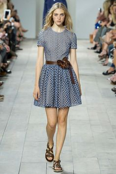 Michael Kors Spring 2015 Ready-to-Wear - Collection - Gallery - Look 27 - Style.com