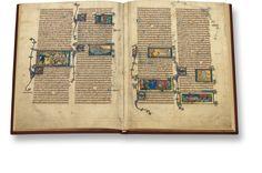 Bestiarium aus Peterborough - Faksimile Verlag, München