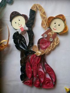 quilling model