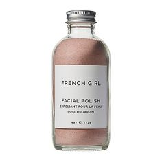French Girl Organics Rose Facial Polish ($38) ❤ liked on Polyvore featuring beauty products, fillers, beauty, makeup and product