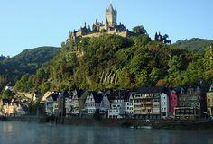 Cochem an der Mosel, Germany